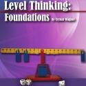 Level Thinking: Foundations, Level Thinking, number balance, math manipulative, math, living math, hands-on math, Triumphant Learning