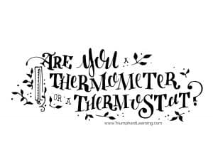 thermostat-on-white