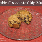 Pumpkin Math {pumpkin chocolate chip muffins}
