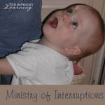 Ministry of Interruptions