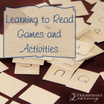 Learn to Read Games