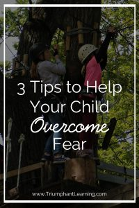"""""""Mom, will you stay with me until I go to sleep?"""" It was yet another night that fear was taking over our household. Childhood fears are a common problem, especially at bedtime. Whether your child struggles with nighttime fears or anxious thoughts during the day, these three strategies will help him overcome his fears."""