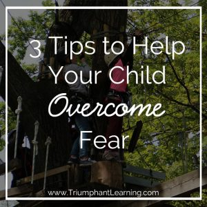 """Mom, will you stay with me until I go to sleep?"" It was yet another night that fear was taking over our household. Childhood fears are a common problem, especially at bedtime. Whether your child struggles with nighttime fears or anxious thoughts during the day, these three strategies will help him overcome his fears."
