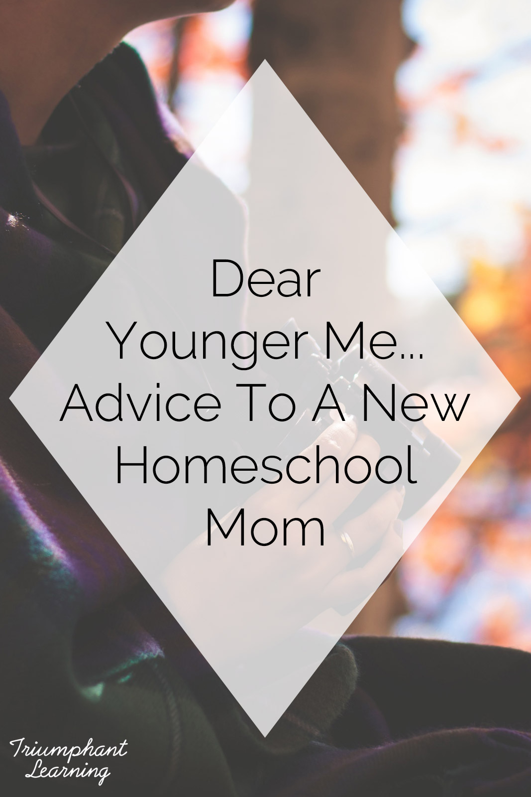 If only I had known... When we first began homeschooling, there was a lot I didn't know. Here are a few of the things I wish someone would have told me our first year homeschooling.