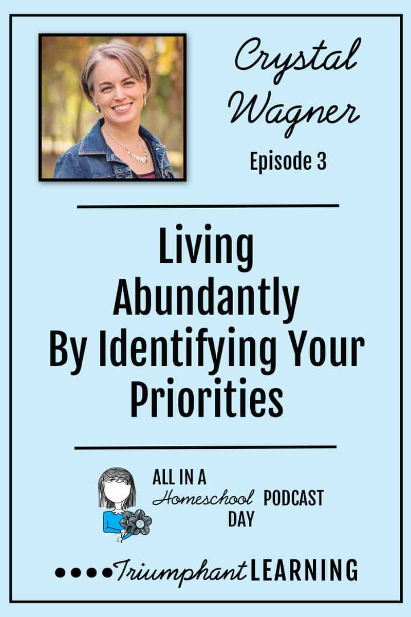 How can you get it all done as a homeschool mom? There are so many demands on your time and never enough hours in the day! In this episode, I address a reader's question about the daily struggle to keep the household running smoothly when devoting so much time, energy, and mental focus on homeschooling and mothering. via @TriLearning