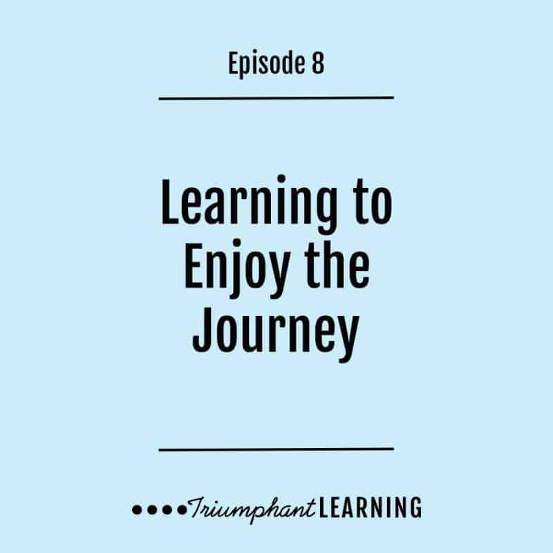 AHD 008: Learning to Enjoy the Journey with Kerri Bazzell