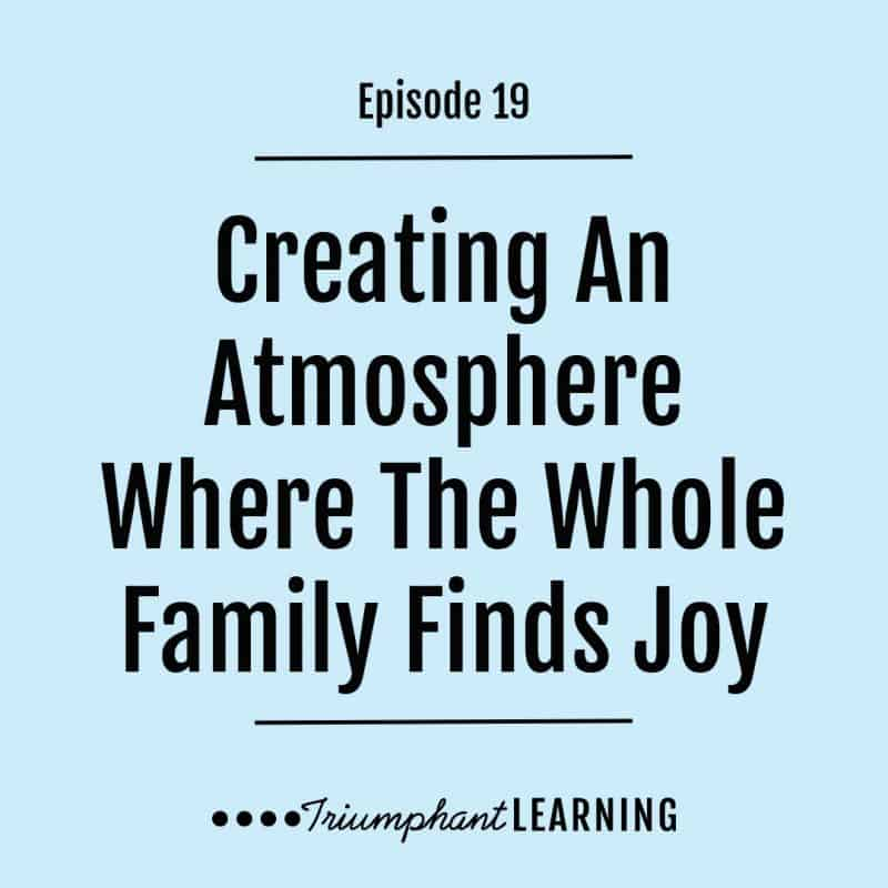 AHD019: Creating an atmosphere where the whole family finds joy with Holly Howard