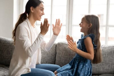 There are a lot of great reasons to teach hand clap games to your children. Here are 20 of the reasons I teach them to my children.