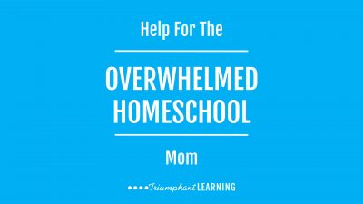 "As moms, we have a lot of responsibilities. And when you add homeschooling on top of that, it can be overwhelming. So how do we get it all done? Learn how you can overcome overwhelm and feel successful at the end of the day in ""Help For The Overwhelmed Homeschool Mom"" is a podcast series."