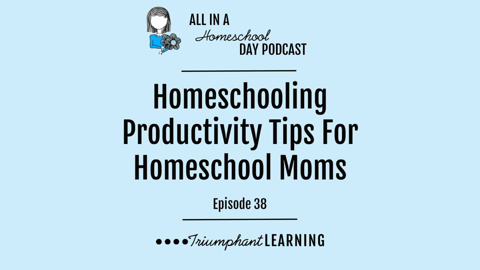 This is a culmination of everything we've talked about thus far in the Getting It All Done series. We'll bring all of the pieces together of knowing your purpose, practicing self-care, eliminating, automating, and delegating to identify the biggest struggles in your homeschool and what small, incremental steps you can take to make improvements.