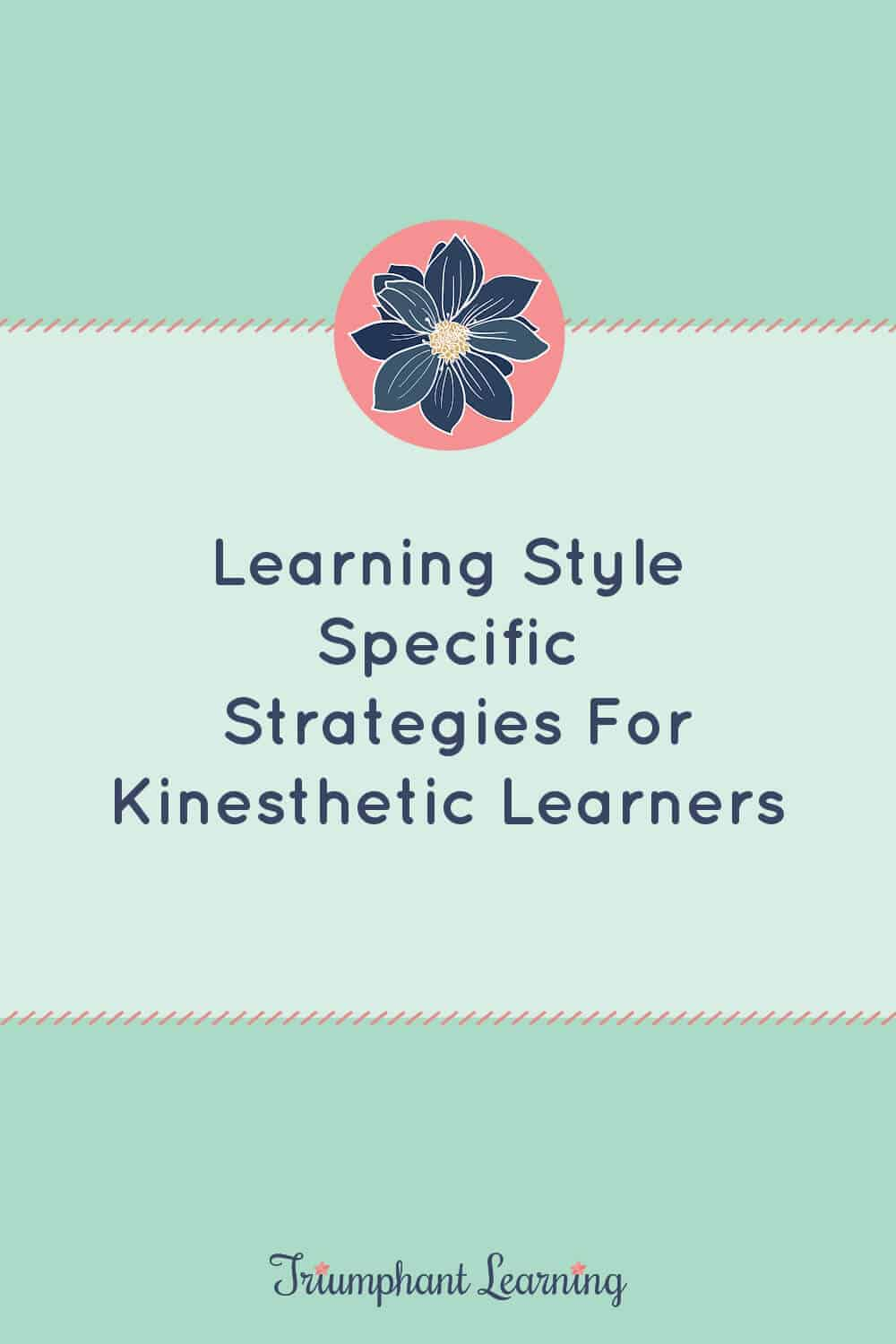 Does your child's learning style really matter? Learn what you need to know and strategies you can use in your homeschool. via @TriLearning