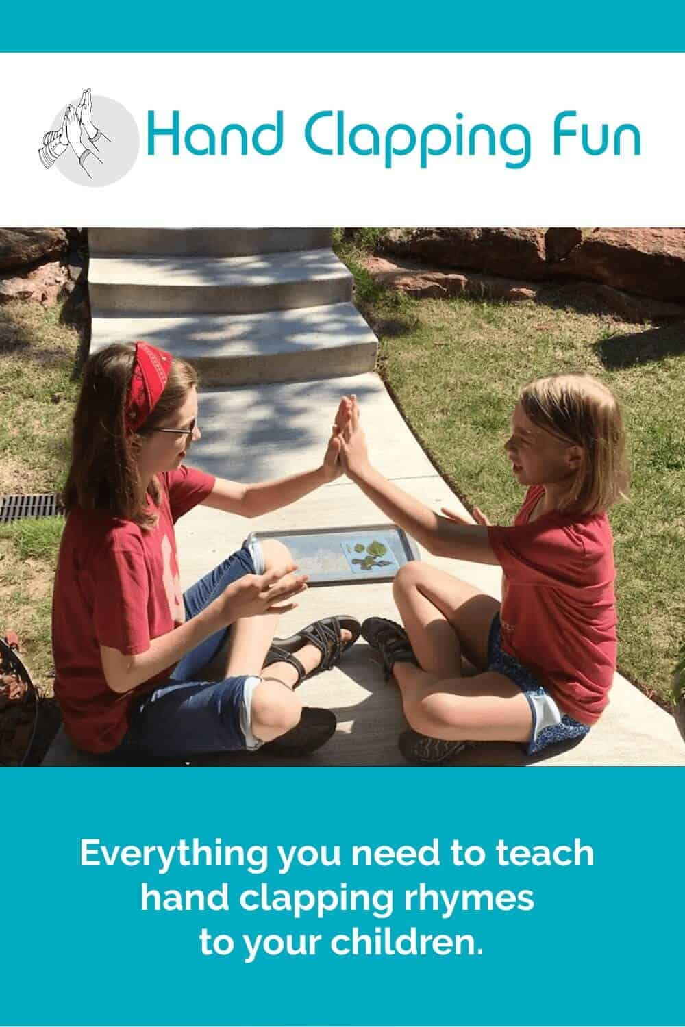 Everything you need to teach hand clapping rhymes to the next generation. via @TriLearning