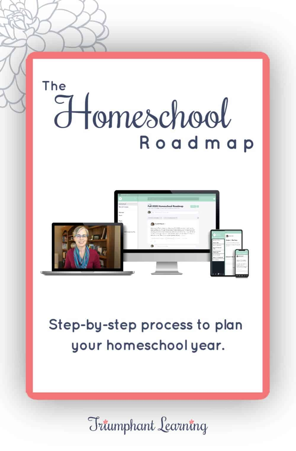 The Homeschool Roadmap is your step-by-step guide to start homeschooling, lay a solid foundation, and manage your homeschool days. via @TriLearning